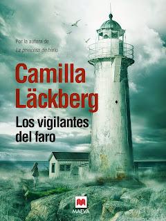 Los vigilantes del faro de Camilla Läckberg