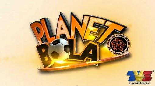 Program Pembangunan Bola Sepak Negara bersama Planet Bola TV3