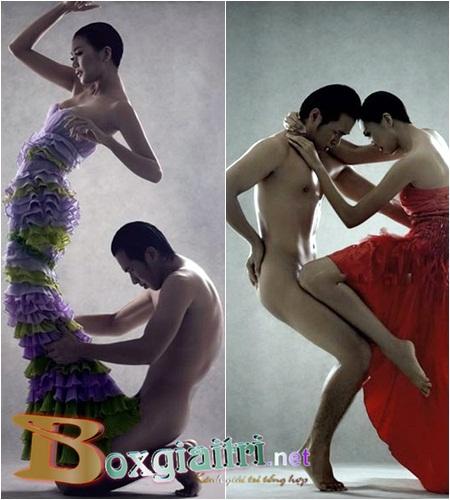 TD THanhHang Tổng hợp ảnh sex của sao việt
