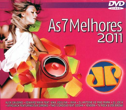 as+sete+melhores 7 Melhores Jovem Pan 2011 DVD R