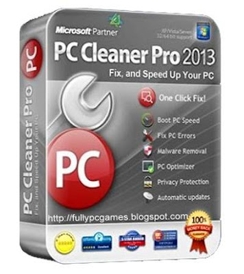 PC Cleaner Pro 2013 v11.13.3.17