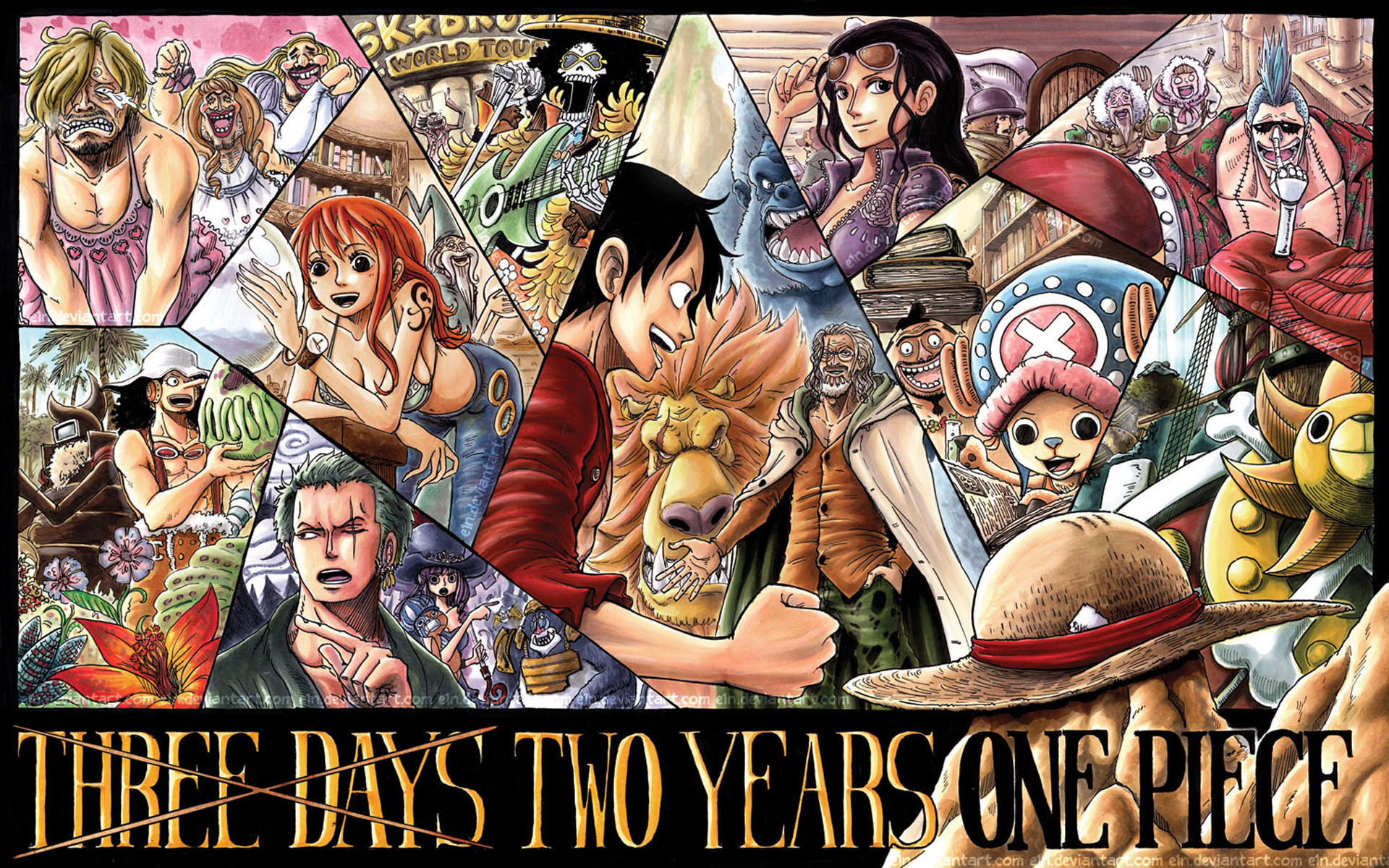 one piece after 2 -#main