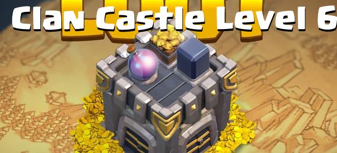 clan Castle War