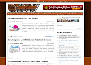 template blog sundaboy calmz