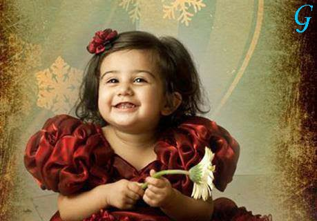 Cute Girls Smile Baby Images
