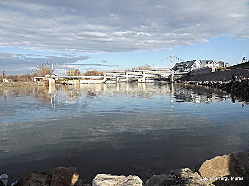 Barajul din cartierul Aleea Carpati
