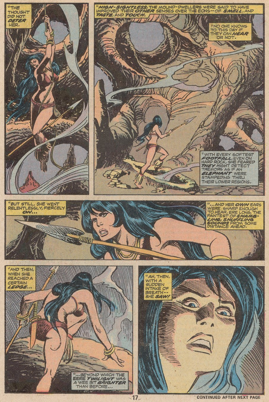 Conan the Barbarian (1970) Issue #59 #71 - English 12