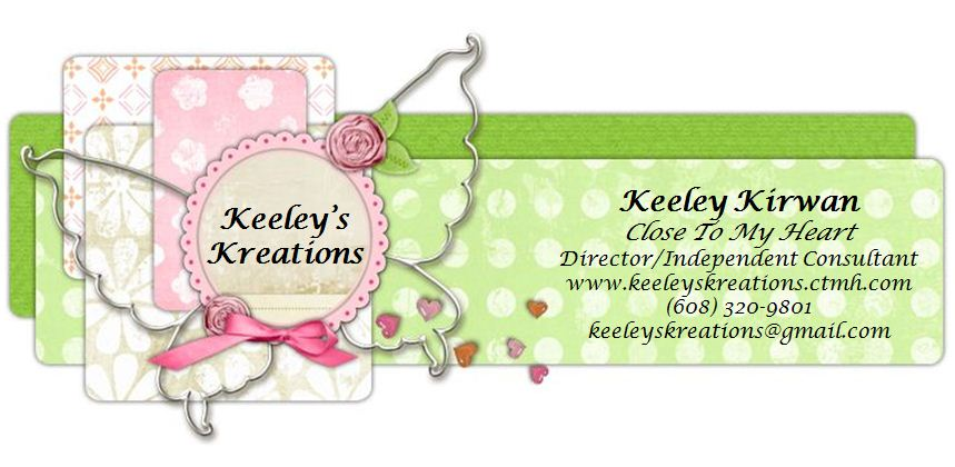 Keeley&#39;s Kreations