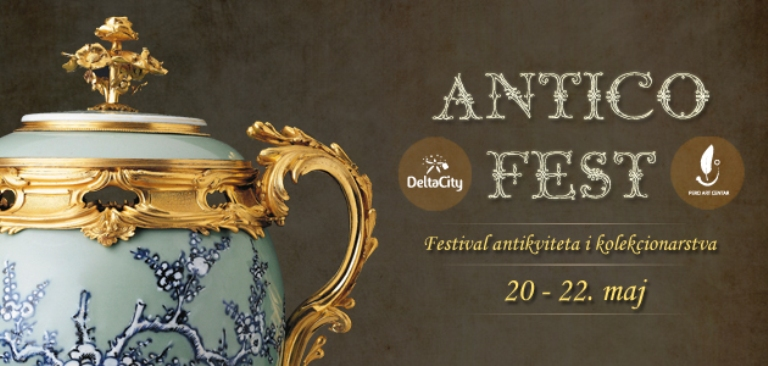 Trei &quot;Antico fest&quot;