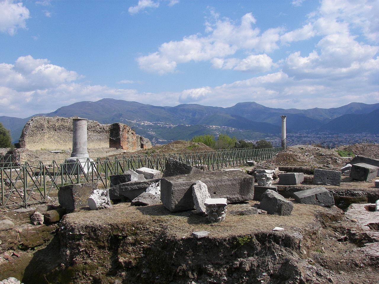 Dél-olasz vulkántúra
