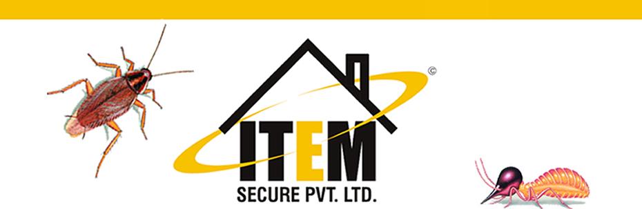 Item Secure - Termite Control