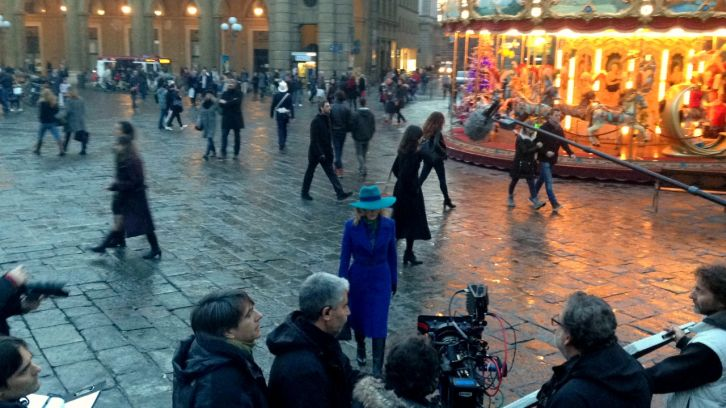 Hannibal - Season 3 - Spoilery BTS and Set Photos *Updated More*