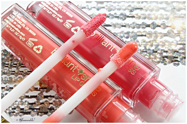 Milani Spring 2014 Collection, Tangerine, Orange, Peach, Coral, Pink, Raspberry, lip gloss, lip shine, non-sticky
