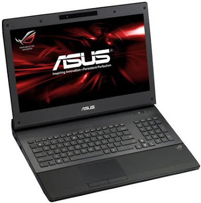 Asus G74SX - Gaming Notebook
