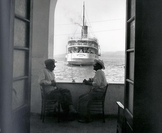 Santorini 1955