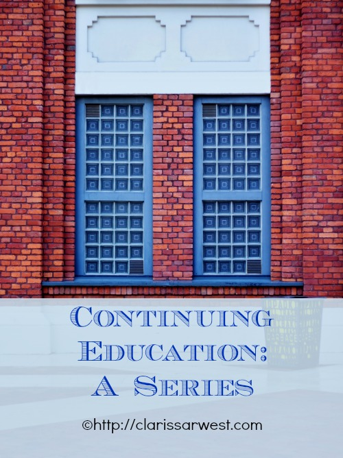 Continuing Education: A Series