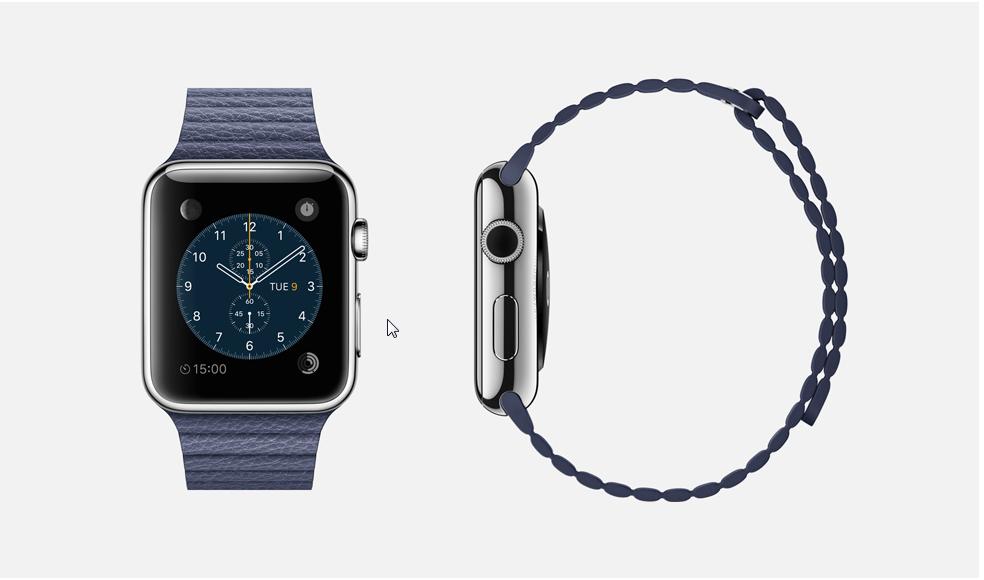 Relógio da Apple