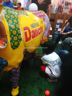 SERUNYA DANCOW EXCELNUTRI+ RANCH ADVENTURE DI MEDAN
