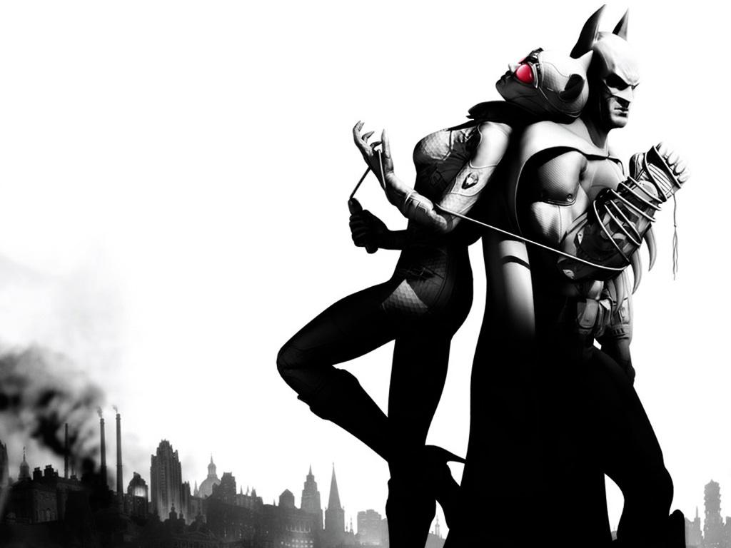 Batman Arkham City Archive