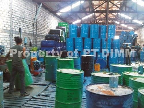 PT. DIMM - Jual Beli Drum