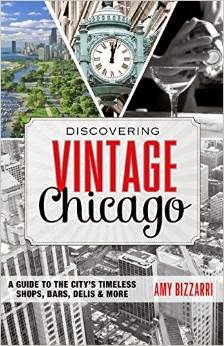Check out my latest book - Discovering Vintage Chicago