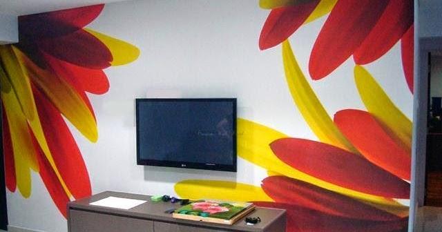 Wall painting creative ideas for Creative mural ideas