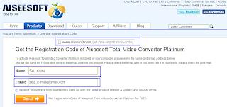Total Video Converter Platinum - Obter código grátis