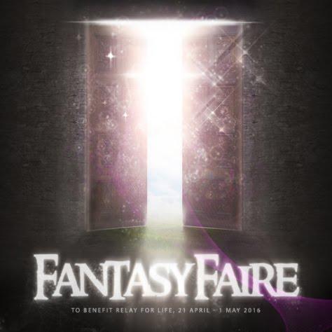 Fantasy Faire 2016