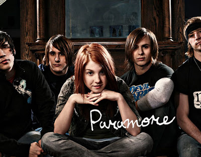 Paramore,Vokalis Paramore,Gitaris Paramore