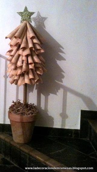 Arboles de navidad inusuales - Arbol tipico de navidad ...