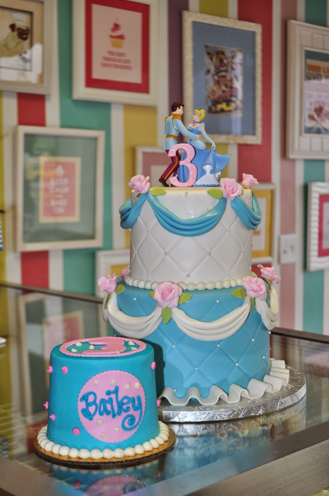 Owner And Cake Artist : Leah s Sweet Treats: Custom Cakes Sprinkle Cakes Birthday ...