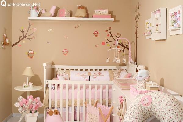 Maternidade & Fofurices: Ideias para decorar o quarto de ...