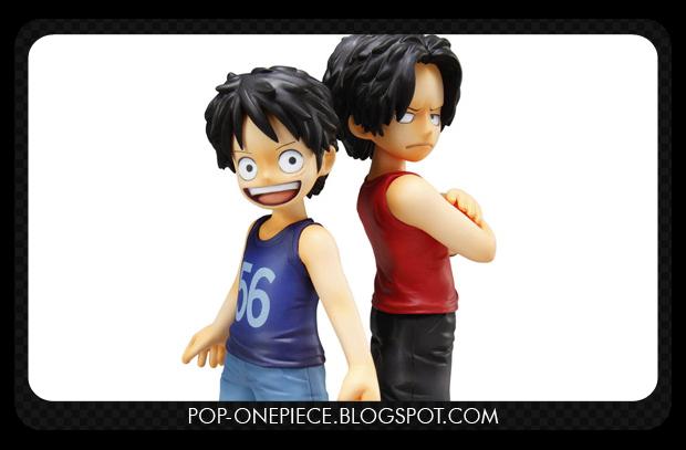 Luffy & Ace Brothers Bond - P.O.P CB-EX
