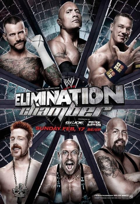 مشاهدة عرض WWE Elimination Chamber 2013 youtube مترجم يوتيوب اون لاين كامل kamel