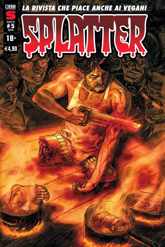 SPLATTER #5