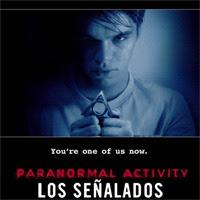 Paranormal Activity 5 (Los Señalados) estrena web en España