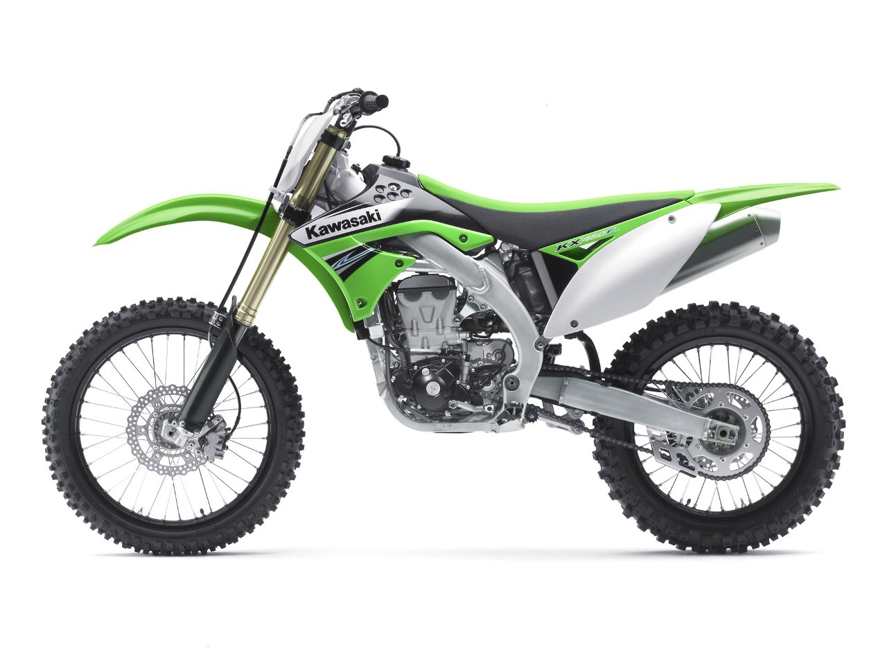 2011 Kawasaki Kx 450f Motorcycle Picture Wallpaper