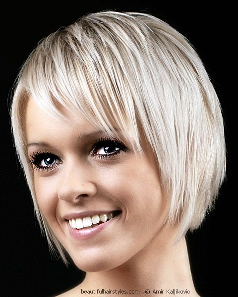 Cute Short Hairstyles For Women