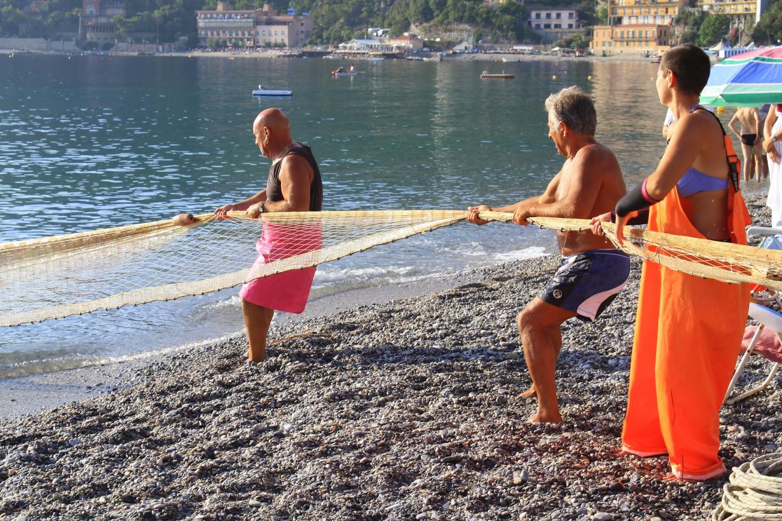pesca sciabica repubblica del gusto noli