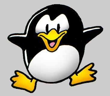 penguin cartoon animal clipart