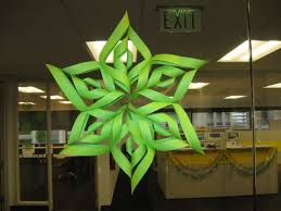 how to make a 6 sided 3d snowflake