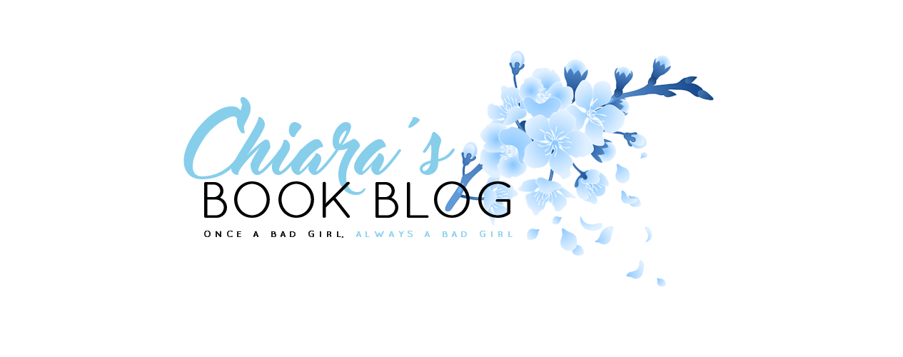 ★ Chiara's Book Blog ★
