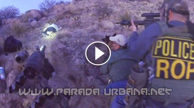 VIDEO IMPACTANTE - Policía Le Dispara a un Vagamundo solo por vivir a la fuera de la Ciudad