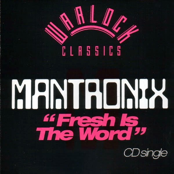 Mantronix - Fresh Is The Word (12