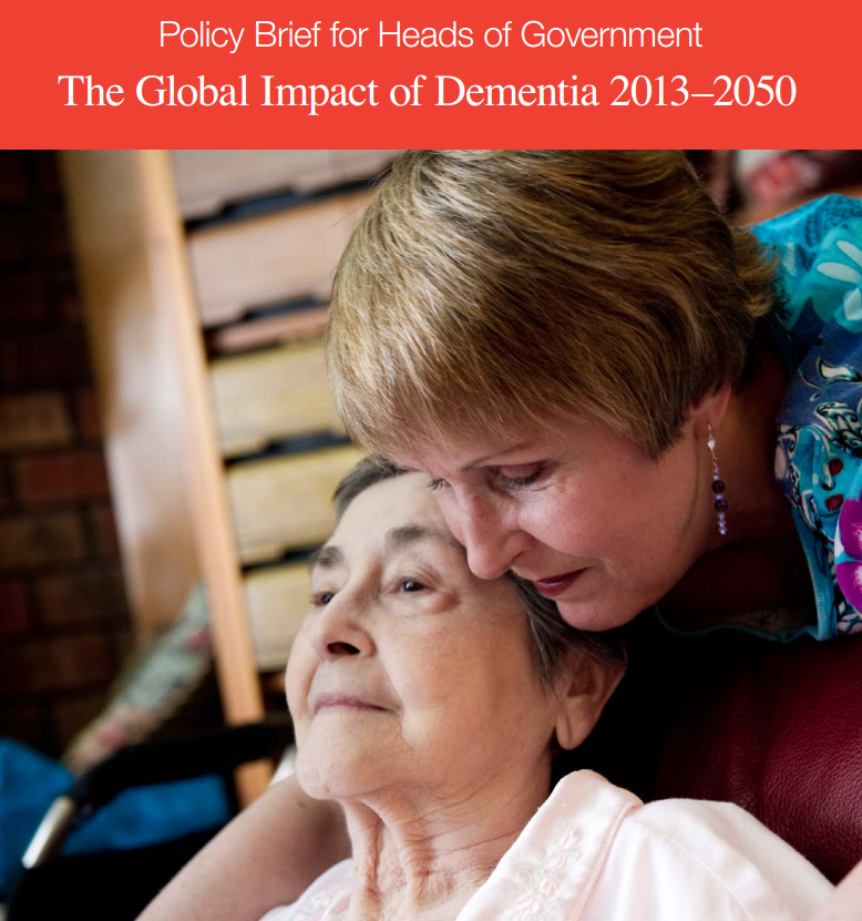 impacts of dementia Caregiving impacts employment-related issues—the following seven yes/no questions were used to measure the effects of caregiving on respondents who had been employed.