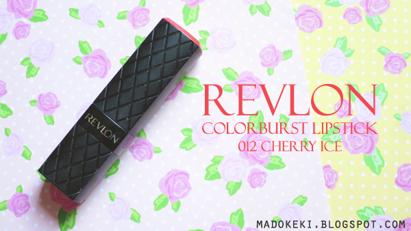 Revlon Colorburst Lipstick 012 Cherry Ice