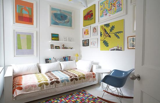 Imagem the new domestic for Wohnen und schlafen in einem raum ideen
