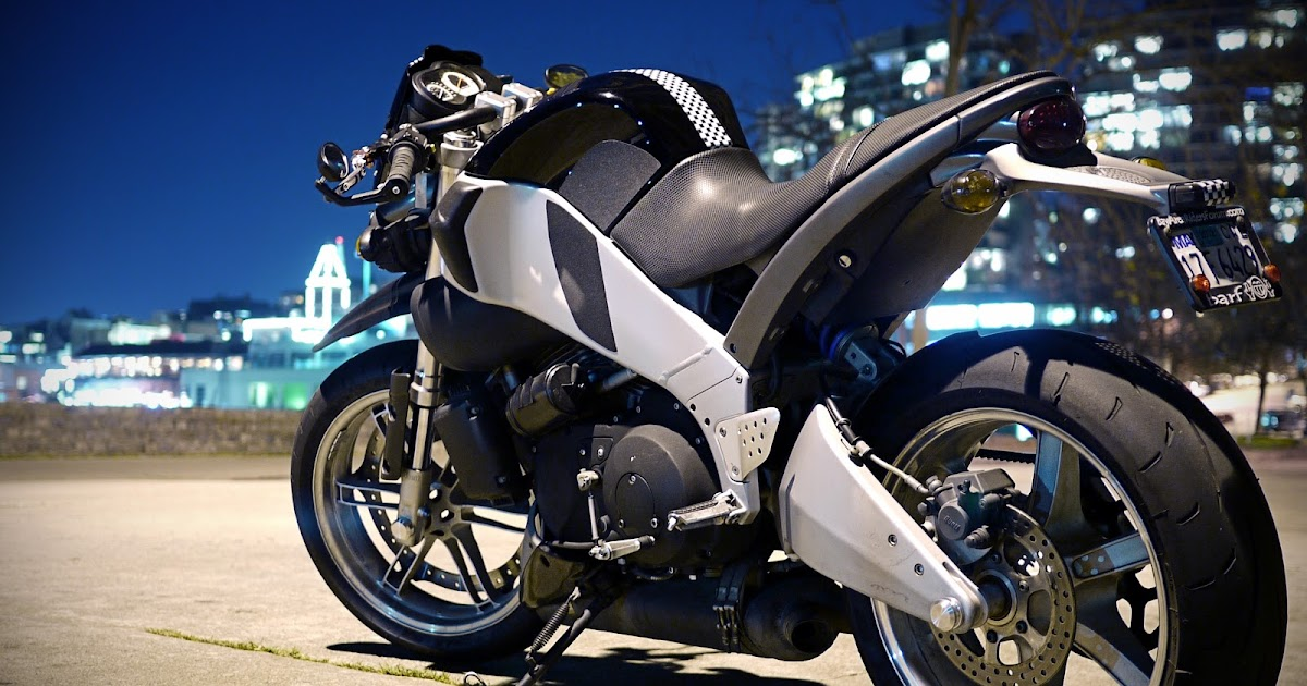 MOTOPERTURE: My Buell XB9s