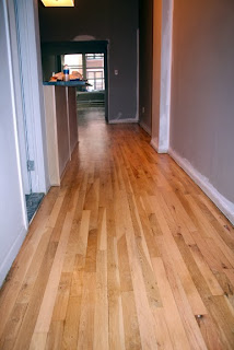 Wood Floor Sanding, NYC