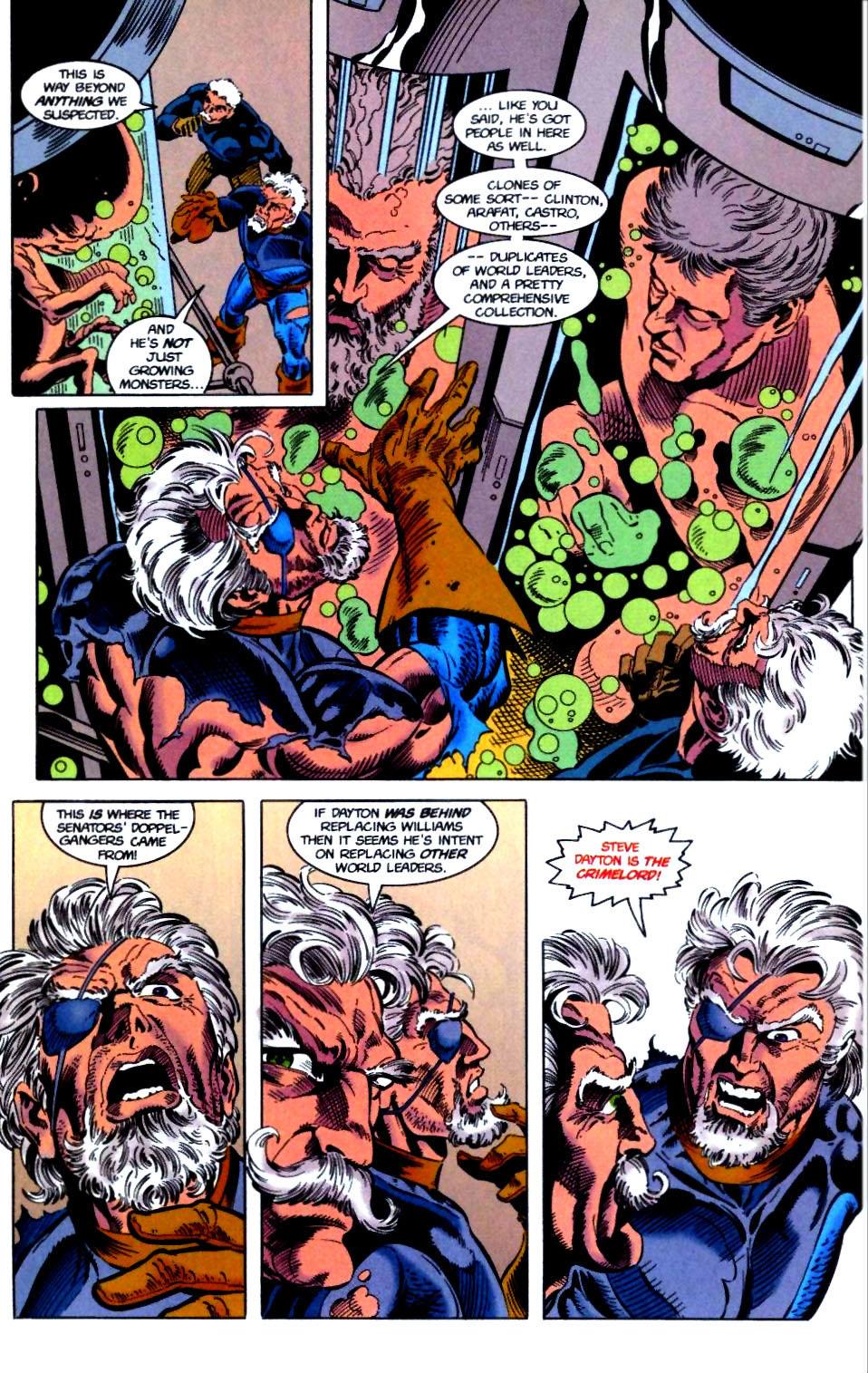 Deathstroke (1991) Issue #50 #55 - English 19